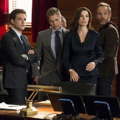 "The Good Wife – ""Baiting the Troll"""