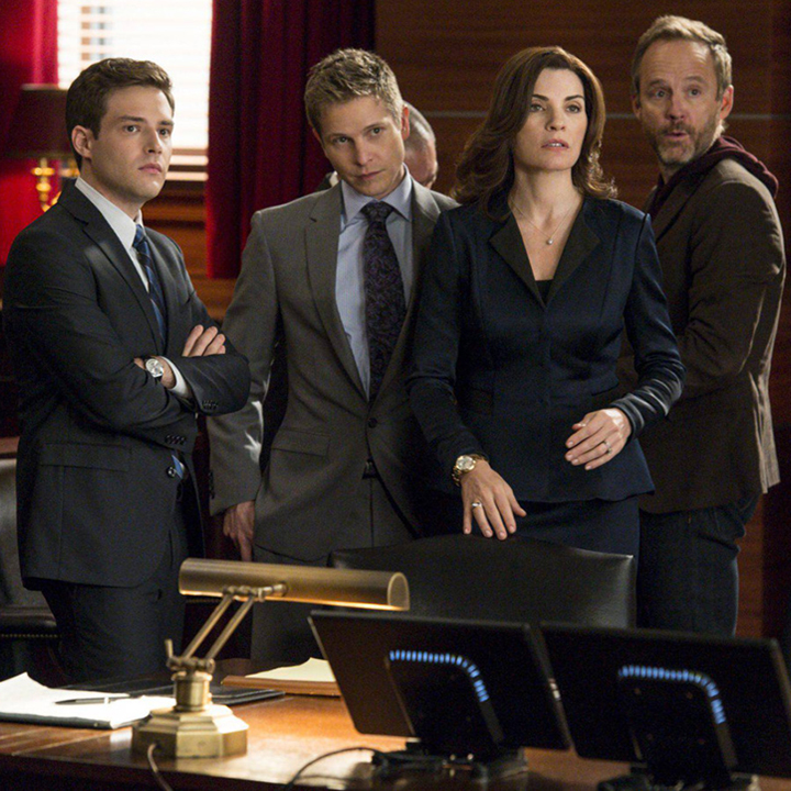 The Good Wife Baiting the Troll