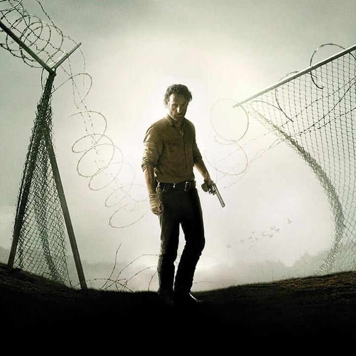 The Walking Dead Pied-a-terre