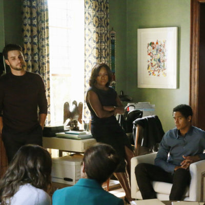 "How to Get Away with Murder – ""Knock, Knock"""